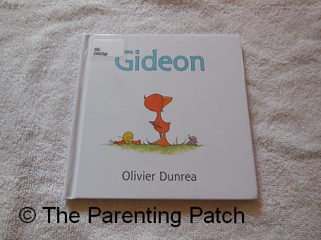 Cover of Gideon by Olivier Dunrea