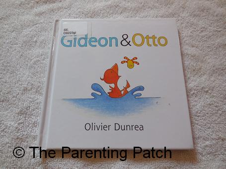 Cover of Gideon & Otto by Olivier Dunrea