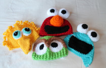 Simple Sesame Street Halloween Costumes for Toddlers