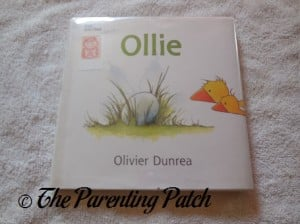 Cover of Ollie by Olivier Dunrea