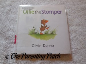 Cover of Ollie the Stomper by Olivier Dunrea