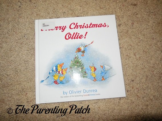 Cover of Merry Christmas, Ollie! by Olivier Dunrea