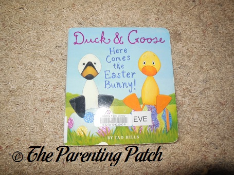Cover of Duck & Goose, Here Comes the Easter Bunny!