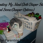Creating My Ideal Cloth Diaper Stash