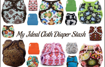 Starting from Scratch: My Ideal Cloth Diaper Stash