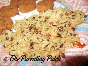 Tasty Bite Ginger Lentil Rice