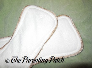 Insert and Nighttime Doubler from Buttons Diapers