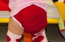 Best Bottom Very Cherry: Daily Diaper