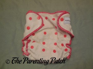 Largest Setting of Wonderful Bambino Bamboo Fitted Diaper