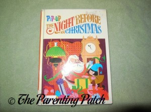 Pop-up The Night Before Christmas (1967) 1