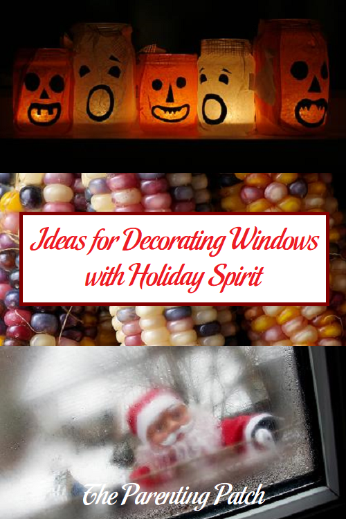 Ideas for Decorating Windows with Holiday Spirit
