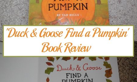 'Duck & Goose Find a Pumpkin' Book Review
