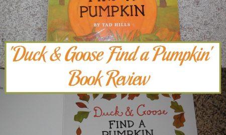 'Duck & Goose Find a Pumpkin' Book Review