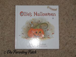 Cover of Ollie's Halloween by Olivier Dunrea