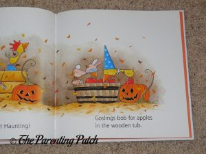 Inside Page of Ollie's Halloween by Olivier Dunrea 2