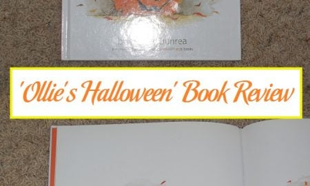 'Ollie's Halloween' Book Review