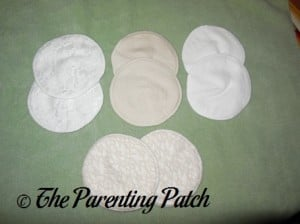Milk Diapers Nursing Pads 3