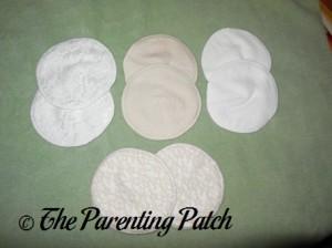 Milk Diapers Nursing Pads 3