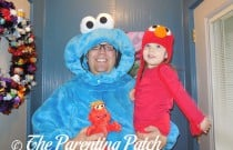 Happy Halloween from The Parenting Patch