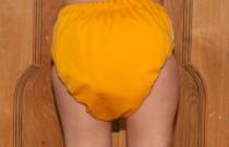 Mandarin GroVia: Daily Diaper
