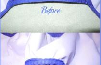 Replacing Leg Elastics in Diaper Covers