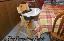 Keekaroo Height Right High Chair Review