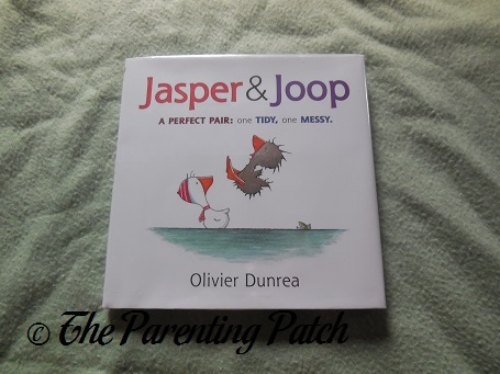 Cover of Japser and Joop by Olivier Dunrea