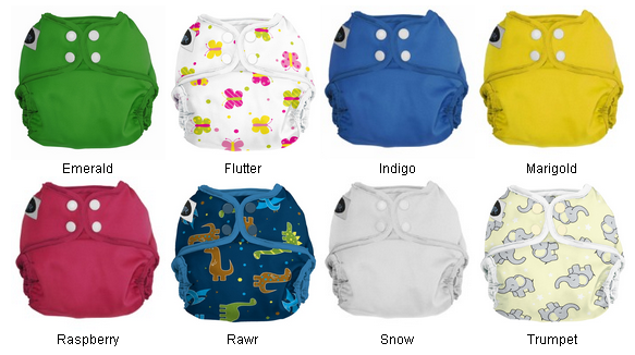Imagine One-Size Diaper Covers