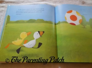 Inside Pages of Duck & Goose 2