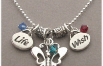 Miscarriage Jewelry: Remembering My Lost Pregnancy (Miscarriage Remembrance Series)