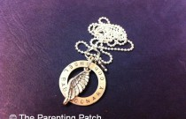 My Memorial Necklace to Ease Miscarriage Anger (Miscarriage Remembrance Series)