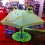 The Duck and the Froggy Table