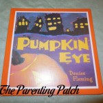 'Pumpkin Eye' Book Review