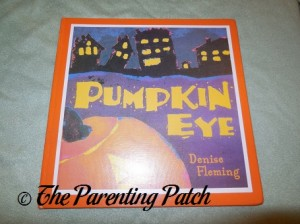 Cover of Pumpkin Eye