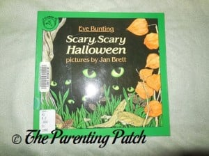 Cover of Scary, Scary Halloween
