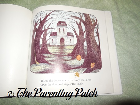In the Haunted House' Book Review | Parenting Patch