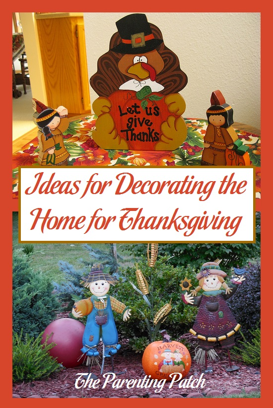 Ideas for Decorating the Home for Thanksgiving