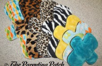 Making the Switch to Mama Cloth with Pink Lemonade Shop Reusable Menstrual Pads
