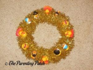 Thanksgiving Duck-oration Wreath