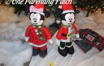 The Duck and the Christmas Mickey and Minnie: The Rubber Ducky Project Week 50