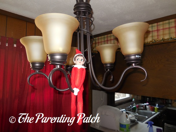 The Elf on the Lights