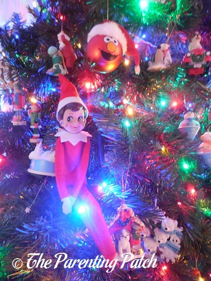 The Elf and the Elmo Ornament