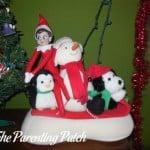 The Elf on the Hallmark Sled