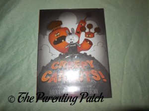 Cover of Creepy Carrots!