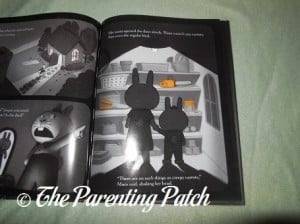 Inside Pages of Creepy Carrots! 1