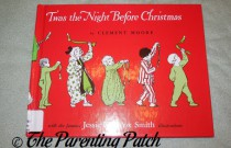 Picturing Santa Claus: 'Twas the Night Before Christmas Volume 1 (Day 5 of 25 Days of Christmas)