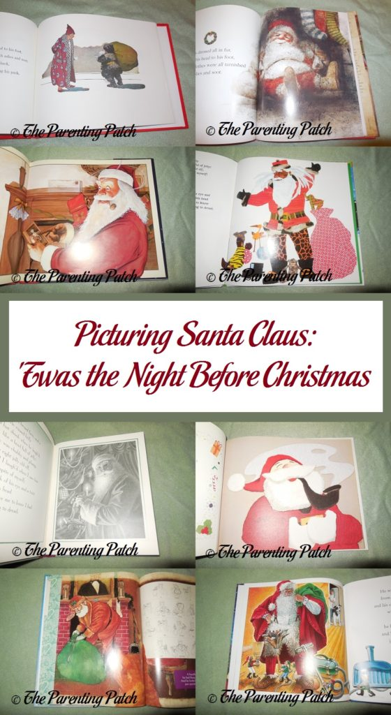 Picturing Santa Claus: 'Twas the Night Before Christmas