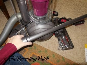 Assembling the Dyson DC41 Animal Complete Vacuum 10