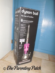 Dyson DC41 Animal Complete Vacuum Box