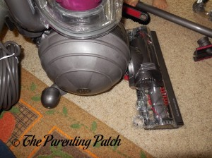 Assembling the Dyson DC41 Animal Complete Vacuum 7